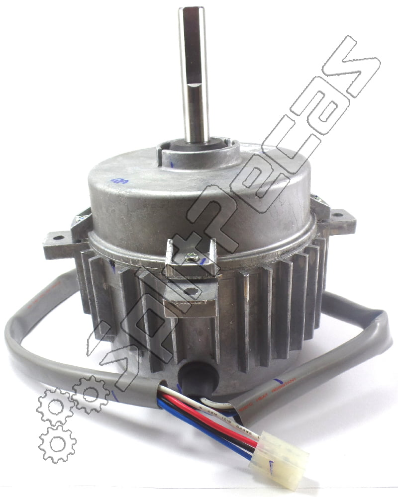 Motor da Condensadora Piso Teto R22 Fujitsu 40.000 e 50.000 Btus só Fria  9600832028