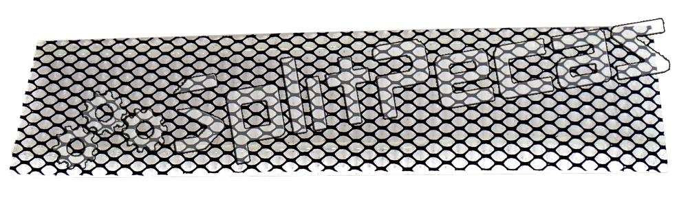 Filtro de Carvão Ativado Ar Condicionado Split Midea 201130100212