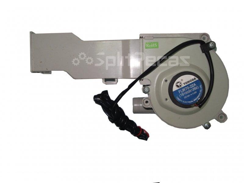 Motor Renovação de Ar Para Ar Condicionado Split Brastemp BBV09 BBV12  W10325559