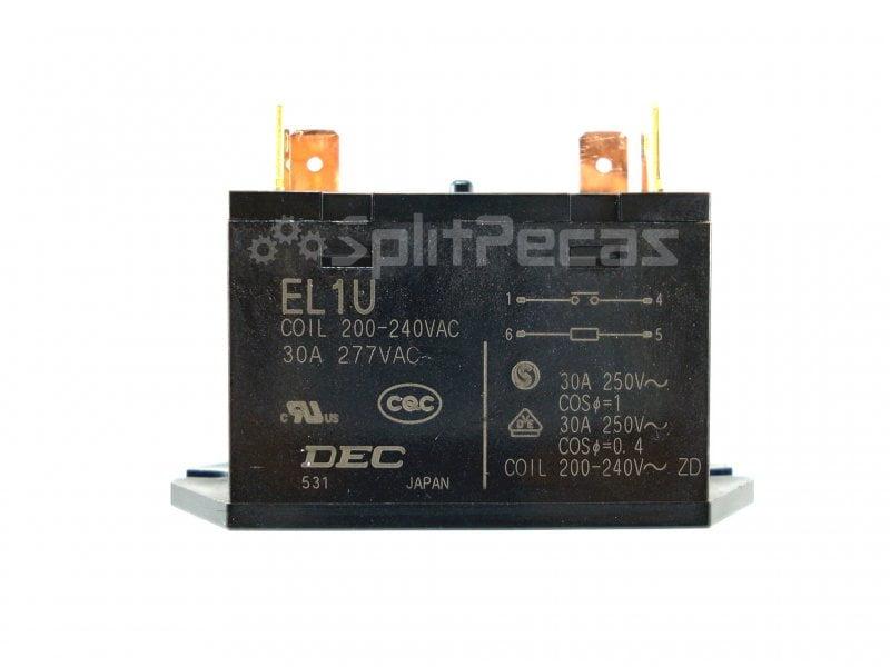 Contatora utilizada nas condensadora Samsung e outras marcas.  3501-001335