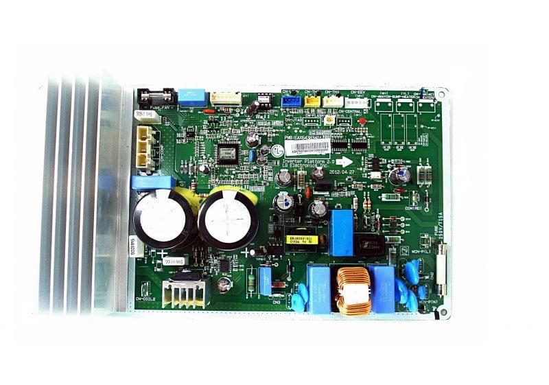 Placa da Condensadora Lg Inverter USUQ182CSZ2.ANWBLAZ  EBR76570603