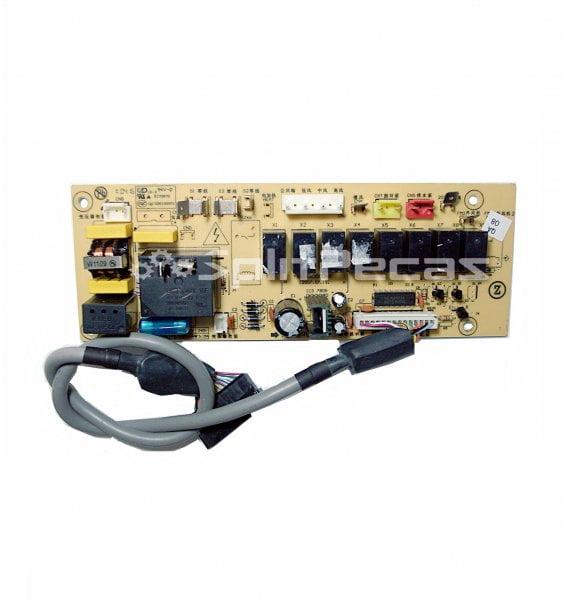Placa Ar Condicionado Portátil Komeco 9000 Btus Quente e Frio  0200450450