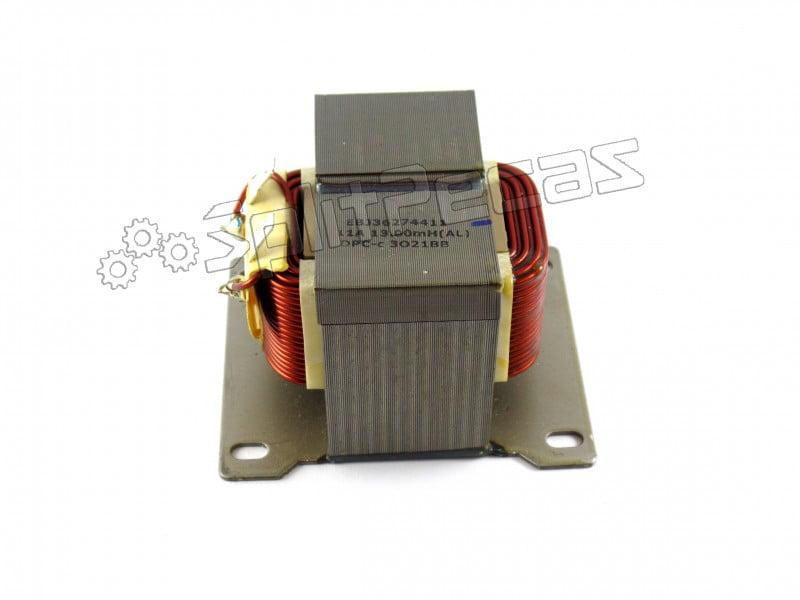 Transformador Eletrico 11A 13.00MH(AL) L76.2XW85XH65.1 220/230V 53.91 13MH  EBJ36274411