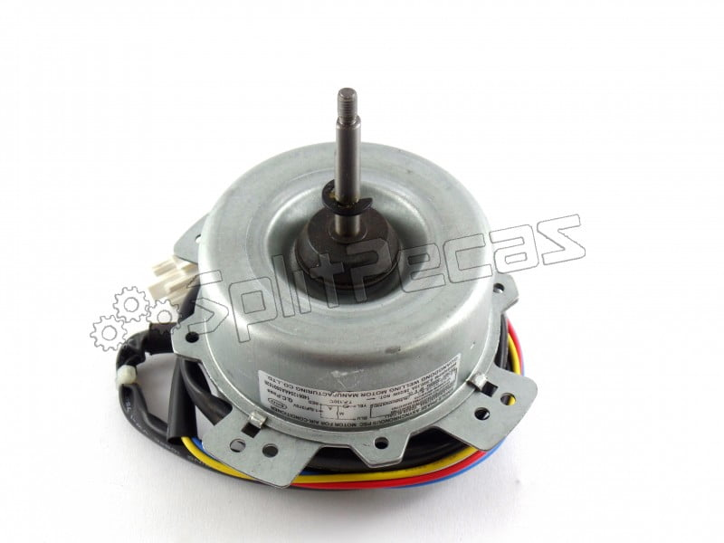 Motor ventilador  Inverter 9 12 Split Condensadora  LG