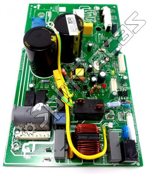 Placa da Condensadora Midea Liva Inverter 9.000 Btus  Quente e Fria  17122000014609