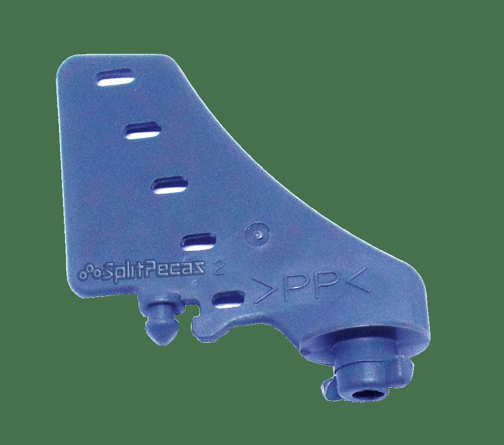 Aleta Vertical Luver B do Ar Cond Fujitsu 12.000 Btus