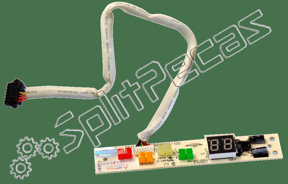 Display do Ar Condicionado  Split Consul  7,9,12 e 18 Btus   326059011