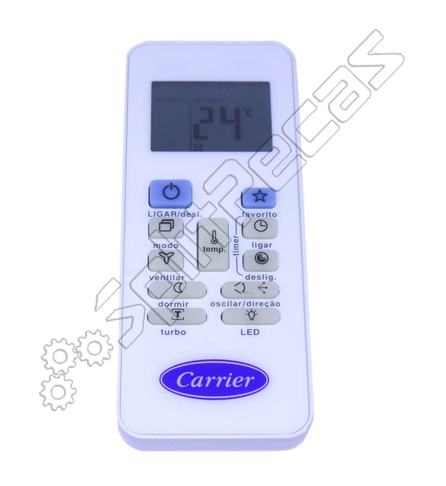 Controle Remoto Ar Condicionado Split Springer  Só  Frio   2033550A0451  06320065
