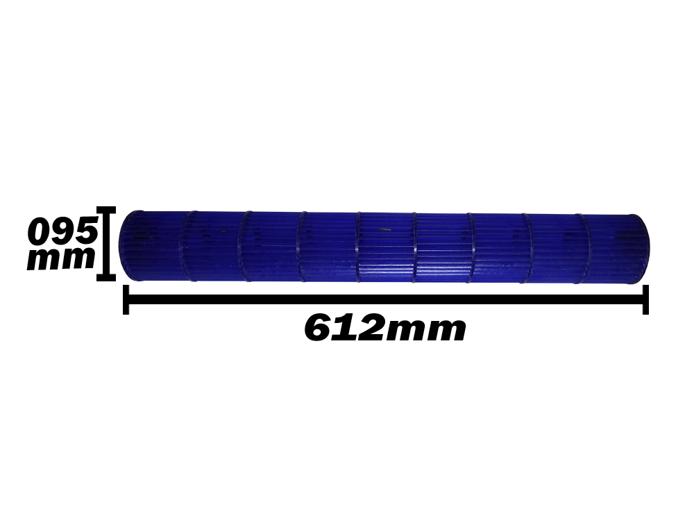 Turbina Evaporadora Split Springer Carrier Highwall 12.000 Btus 201100200100 201100200039 095X612