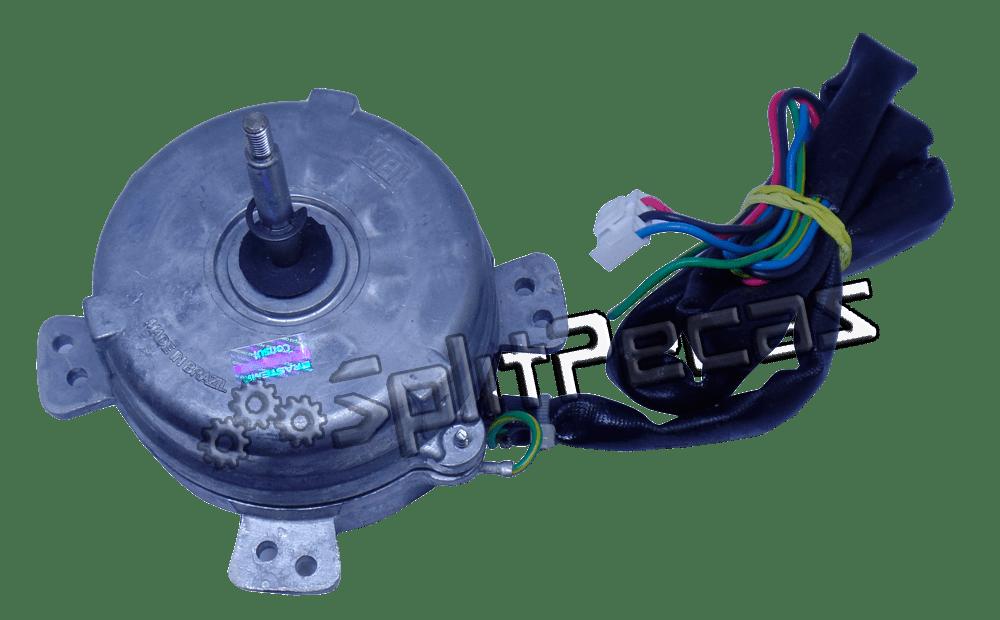 Motor da Condensadora do Ar Condicionado Consul 9.000 Btus  W10504016PEÇAS PARA AR CONDICIONADO BRASTEMP