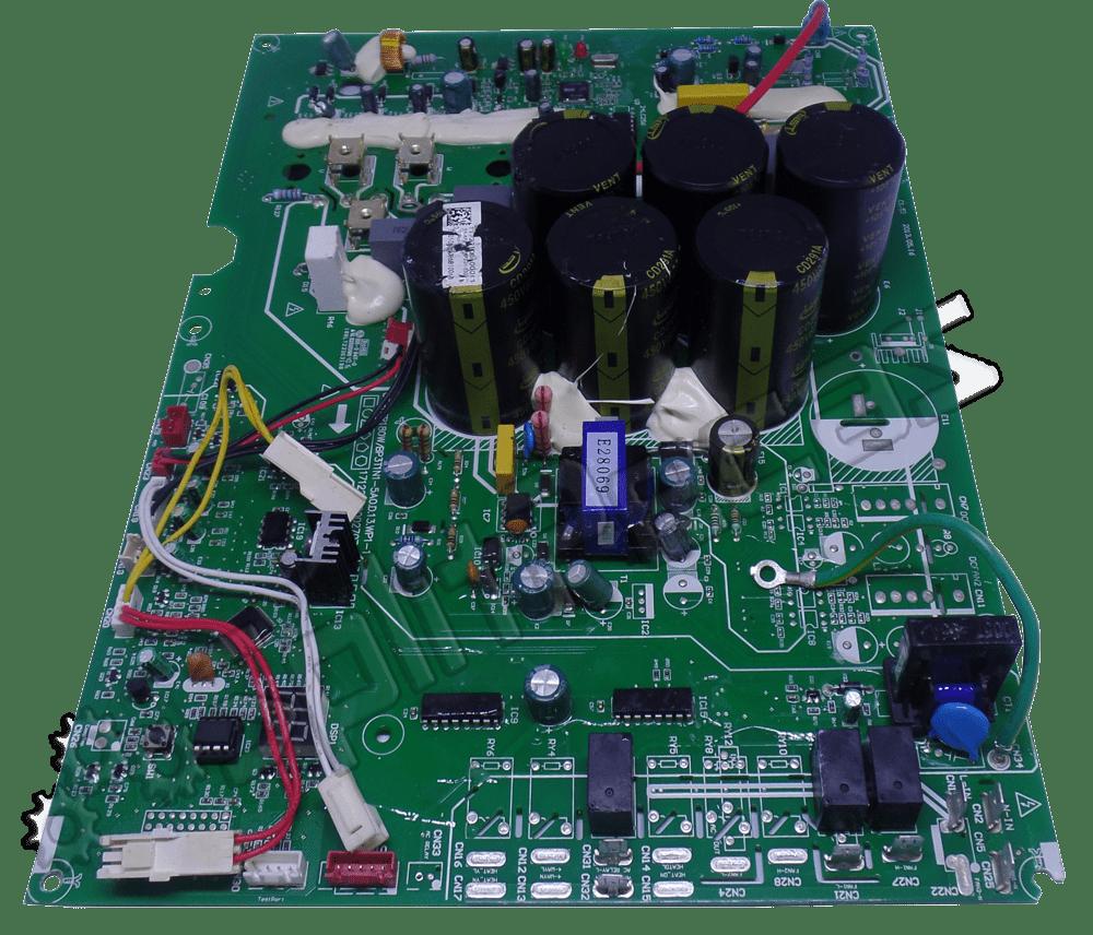 Placa da Condensadora Split Carrier Space Piso Teto Inverter 60.000 Btus 17123100A00011