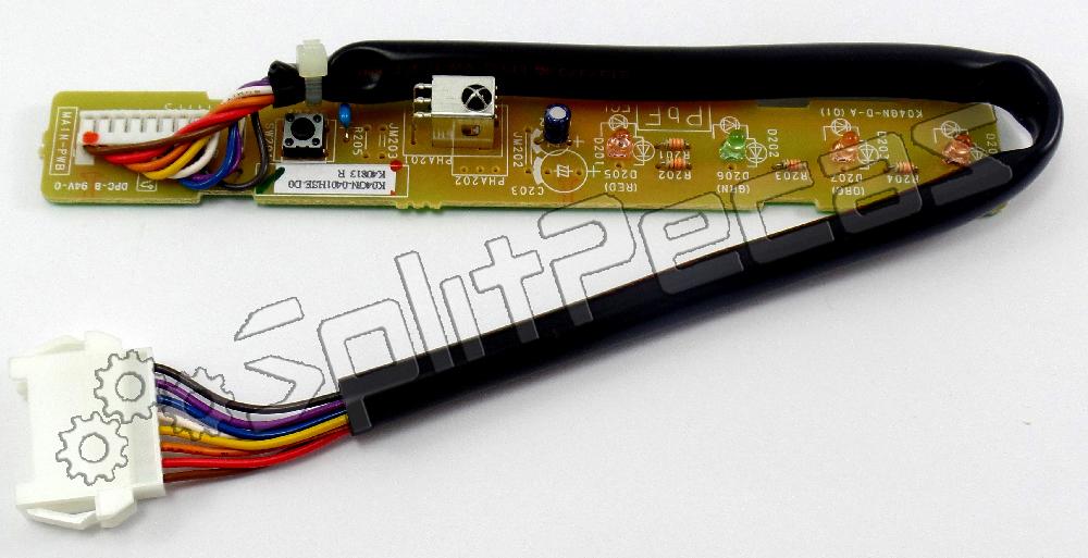 Placa Display da Evaporadora Piso Teto R22 Fujitsu  40.000 , 50.000 e 60.000 Btus 9705891029