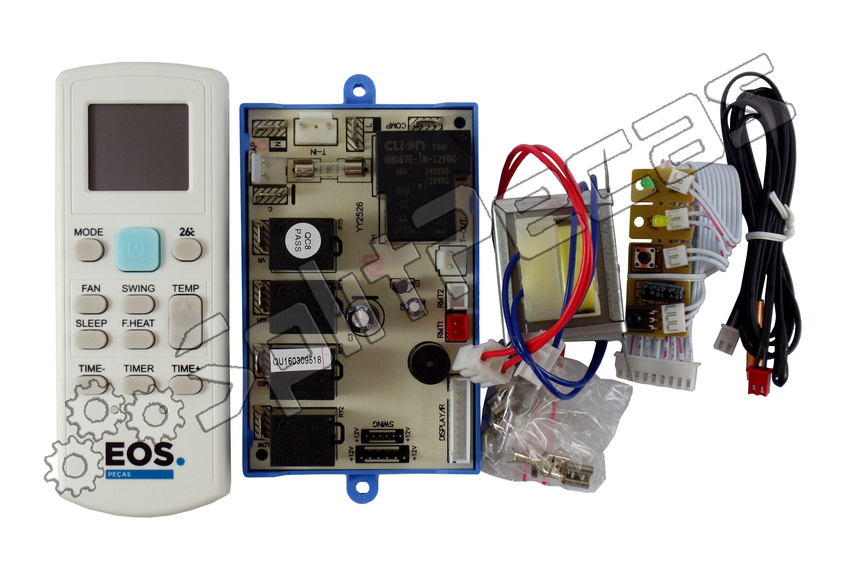 Placa Evaporadora Universal Ar Condicionado Split Hi Wall S132115