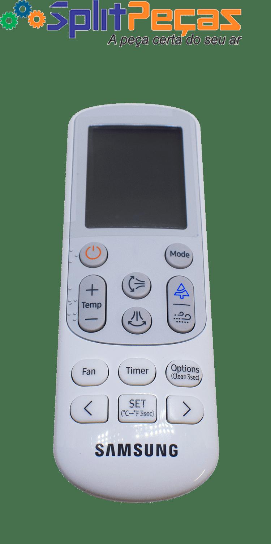 Controle Remoto Para o Ar Condicionado Samsung 9.000 a 24.000 Btus DB93-16761C