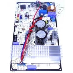 Placa da Condensadora LG  Inverter 9.000 Btus EBR73097803 EBR73097804