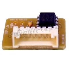 Placa EEPROM  (memória) Ar Condicionado LG 12.000 Btus EBR76717505