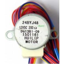 Motor De Swing Da Aleta Para Ar Cond. Consul 9 E 12 Btus W10202438