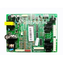 Placa PCI Principal para Refrigerador Samsung RS21DAMS1,  RS21DAMS2, RS21DASW1,  RS21DASW2, RS21FASM1, RS21FASM2  DA41-00185U