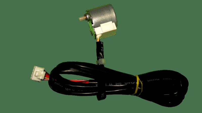 Motor Swing da aleta/vane para Ar condicionado LG 7.000, 9.000 e 12.000  Btus  EAU57945603
