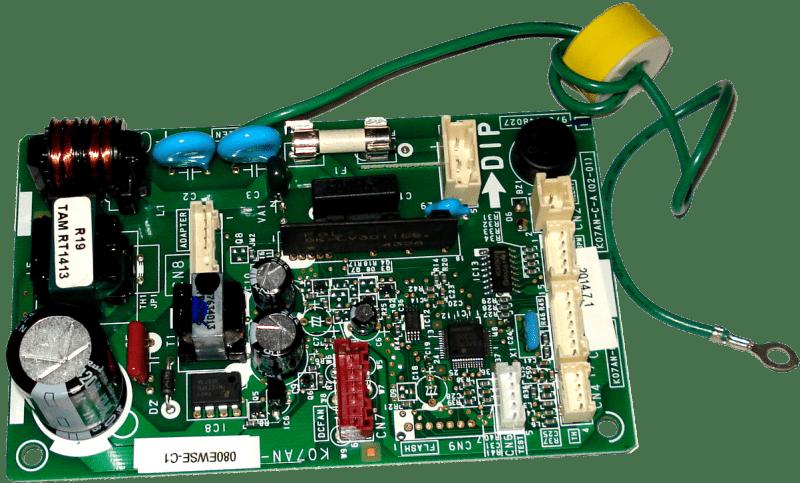 Placa Principal Evaporadora Fujitsu 12.000 Fria Inverter  9707645262