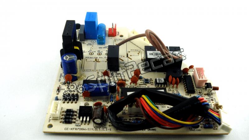 Placa Eletrônica Principal Ar Condicionado Split Hi Wall Springer 42MCA/B/C 22K  201330790237