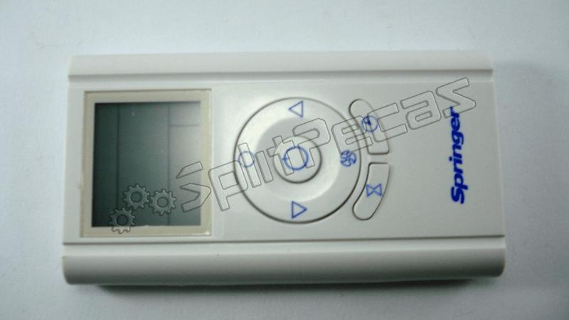 Controle remoto acj so frio duo  GW06320023