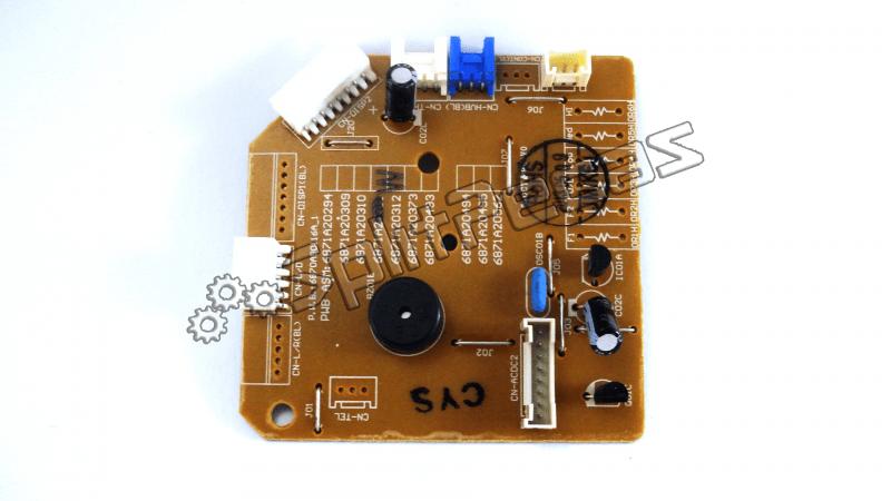 Placa Eletronica Evaporadora Lg Para Sensores  6871A20312W  6871A20312U