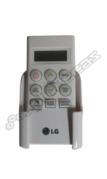 Controle remoto ar condicionado LG Smile 7 a 24  AKB73756206  AKB73756220