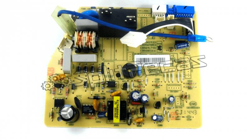 Placa da Evaporadora ar  LG 12.000 Btus  EBR64174918