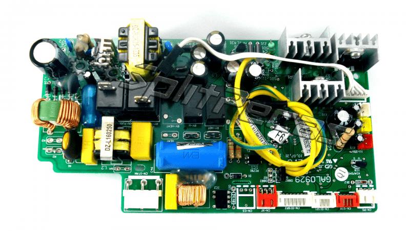 Placa De Controle Da Evaporadora Split Brastemp 9.000 Btus W10325511