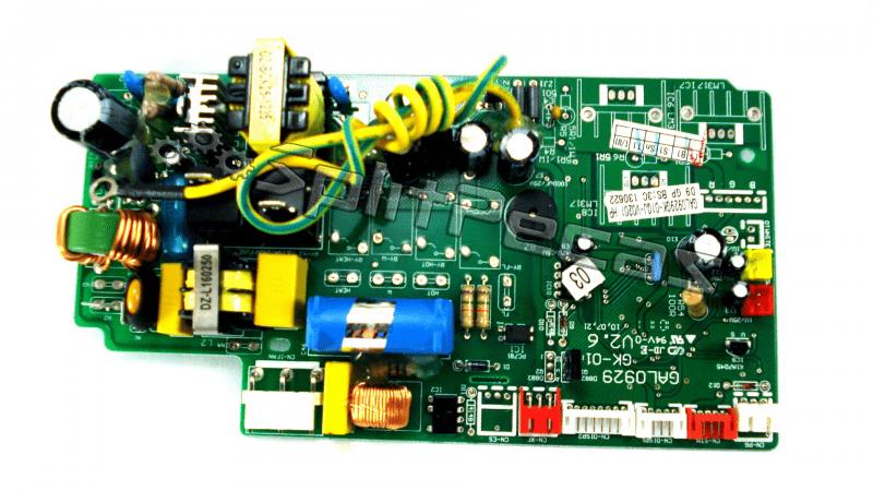 Placa Eletrônica Controle Ar Condicionado Split Brastemp  W10344405