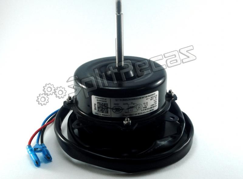 Motor ventilador condensador  0040W728