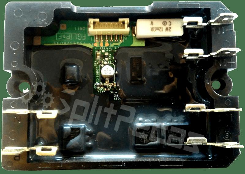 Placa ACTPM da condensadora  30 e 36 Fujitsu  9707592016
