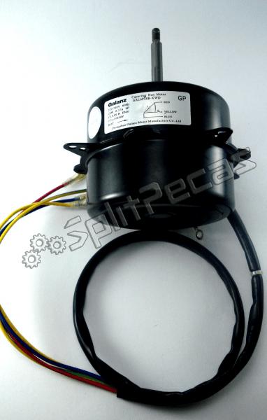 Motor do ventilado da condensadora consul 12.000 btus  W10325578
