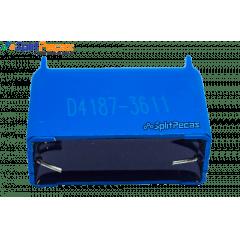 Capacitor da Placa Motor Evaporadora 2,0uF Azul Original