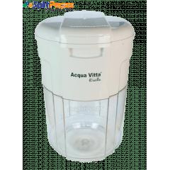 Filtro Mineralizador Purificador de Água Acqua Vitta Estillo + Refil Completo.