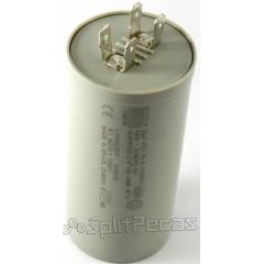 Capacitor de Partida  do Compressor 25 MF +5%  440V.AC 50/60 Hz SH ( 2 Pólos )
