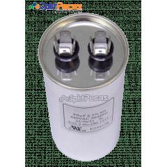 Capacitor de Partida do Compressor 50uF + 5% SH 450VAC 50/60 HZ (2 Terminais)