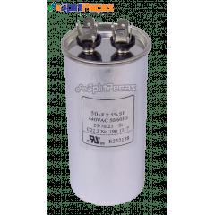Capacitor de Partida do Compressor 50uF + 5% SH 440VAC 50/60 HZ (2 Terminais)