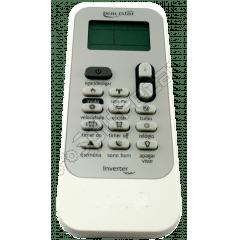 Controle Remoto para o Ar Condicionado Bem Estar Inverter Consul 7.000 a 48.000 Btus SKY-8062 (Paralelo)