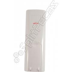 Controle Remoto para Ar Condicionado LG   7.000  a  24.000 Btus 6711A20111J  AKB74675302