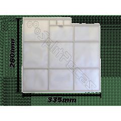 Filtro da Evaporadora Samsung 18.000 Btus DB63-02136G 280x335