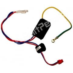 Filtro de Ruído - Linha, da Unidade Condensadora para Ar Condicionado Samsung AQV18PSBT, ASV18PSBT DB95-04830A