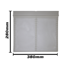 Filtro Ar Condicionado Komeco e Midea Piso Teto 48 e 60 Btus 0200320261 830208278
