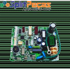 Placa Eletrônica da Evaporadora Fujitsu 7.000 Btus 9709427149 (1309HSE C1)