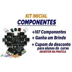 Kit Básico De Componentes para Consertos Placas Ar Cond