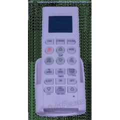 Controle remoto para ar condicionado  LG 9.000  12.000 18.000 24.000 Btus  AKB74375404