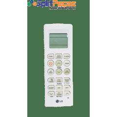 Controle Remoto  Ar Condicionado LG Piso Teto  18.000 a 52.000 Btus  AKB73455712