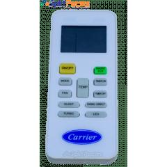 Controle Remoto do Ar Condicionado Midea Carrier 7.000 a 30.000 Btus 2033550A5840 06320040