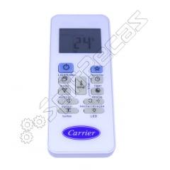 Controle Remoto Ar Condicionado Split Springer Maxiflex Highwall  2033550A0451  06320065